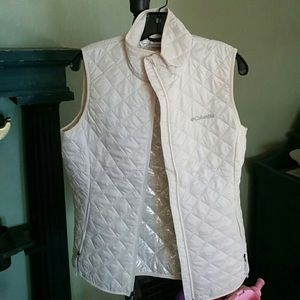 NWOT Columbia quilted Omni Hest vest